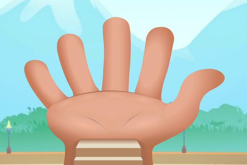 lesson-07-finger family图片